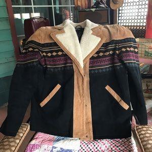 Woman's Southwestern Swede Jacket